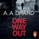 One Way Out Audiobook