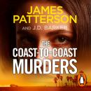 The Coast-to-Coast Murders: A killer is on the road... Audiobook