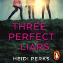 Three Perfect Liars Audiobook