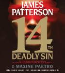 14th Deadly Sin, Maxine Paetro, James Patterson