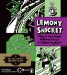 'Why Is This Night Different from All Other Nights?', Lemony Snicket