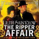 The Ripper Affair Audiobook