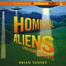 Homicidal Aliens and Other Disappointments, Brian Yansky