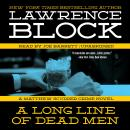 A Long Line of Dead Men: A Matthew Scudder Novel Audiobook