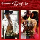 Cole's Red-Hot Pursuit & Spencer's Forbidden Passion Audiobook