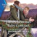 Their Christmas Baby Contract Audiobook