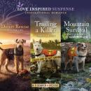Desert Rescue & Trailing a Killer & Mountain Survival Audiobook