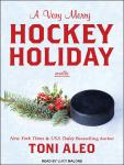 Very Merry Hockey Holiday, Toni Aleo