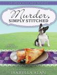 Murder, Simply Stitched, Isabella Alan