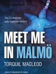 Meet Me in Malmö: The First Inspector Anita Sundstrom Mystery, Torquil MacLeod