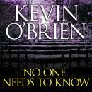 No One Needs to Know Audiobook