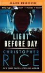 Light Before Day, Christopher Rice