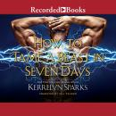 How to Tame a Beast in Seven Days Audiobook