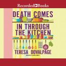 Death Comes in through the Kitchen Audiobook