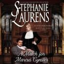 Match for Marcus Cynster, Stephanie Laurens
