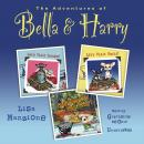 The Adventures of Bella & Harry, Vol. One: Let's Visit London!, Let's Visit Paris!, and Christmas in New York City!
