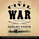 Civil War: A Narrative, Vol. 1: Fort Sumter to Perryville, Shelby Foote
