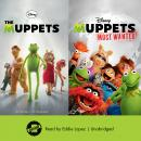 The Muppets & Muppets Most Wanted Audiobook