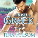 Scent of Greek, Tina Folsom