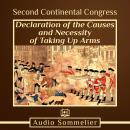Declaration of the Causes and Necessity of Taking Up Arms, Second Continental Congress