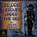 20,000 Leagues Under the Sea: Classic Tales Edition Audiobook