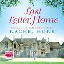 Last Letter Home Audiobook