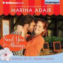 Need You for Always Audiobook