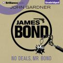 No Deals, Mr Bond, John Gardner