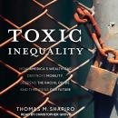 Toxic Inequality: How America's Wealth Gap Destroys Mobility, Deepens the Racial Divide, and Threate Audiobook