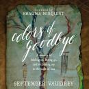 Colors of Goodbye: A Memoir of Holding On, Letting Go, and Reclaiming Joy in the Wake of Loss, September Vaudrey