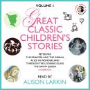 Great Classic Childrens' Stories Audiobook