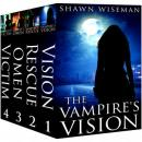 Psychics Vs. Vampires Episodes 1-4, Shawn Wiseman