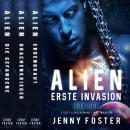Erste Invasion (Alien Sammlung) Audiobook