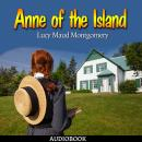 Anne of the Island Audiobook