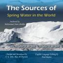 Sources of Spring Water in the World, Mohammad Amin Sheikho