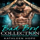 Bad Boy Collection: 5 Steamy Bad Boy Short Stories, Kathleen Hope