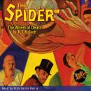 Spider #2: The Wheel of Death, R.T.M. Scott
