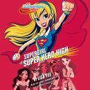 Supergirl at Super Hero High Audiobook