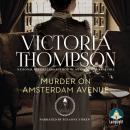 Murder on Amsterdam Avenue Audiobook