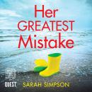 Her Greatest Mistake