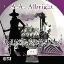 A Little Bit Witchy: A Riddler's Edge Cozy Mystery #1 Audiobook