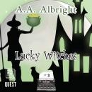 Lucky Witches: A Riddler's Edge Cozy Mystery #3 Audiobook