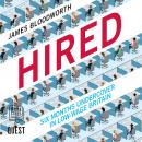 Hired: Six Months Undercover in Low-Wage Britain Audiobook