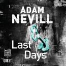 Last Days Audiobook