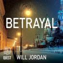 Betrayal: Ryan Drake Book 3 Audiobook