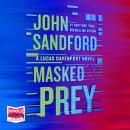 Masked Prey Audiobook