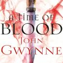 A Time of Blood Audiobook