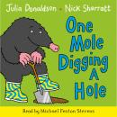 One Mole Digging A Hole Audiobook