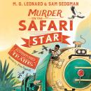 Murder on the Safari Star Audiobook