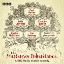 The Masterson Inheritance: Series 1-3 plus specials: A BBC Radio Sketch Comedy Audiobook
